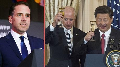 Hunter Biden deals with China potentially jeopardized US security