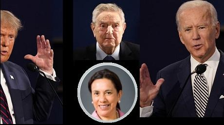 Debate Commission contains Soros appointed member