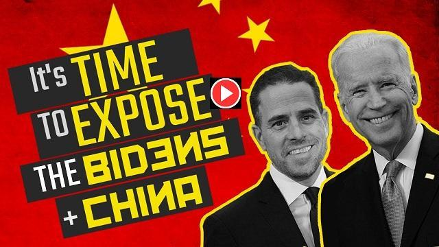 EXPOSED Here show President Joe Biden could help Communist China financially AND militarily