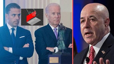 Ex NYPD Commissioner Biden belong in handcuffs