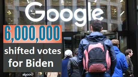 Experts Big Tech shifted 6M votes for Biden