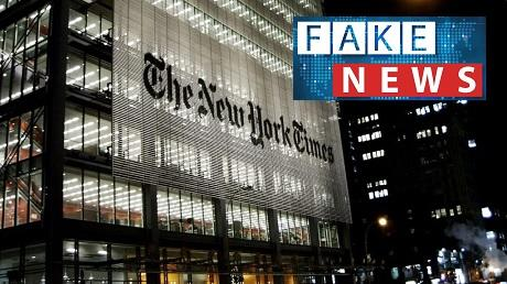 NY Times admits fake news caliphate reporting