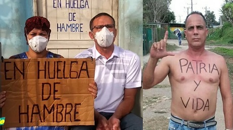 UNPACU activists persist in hunger strike